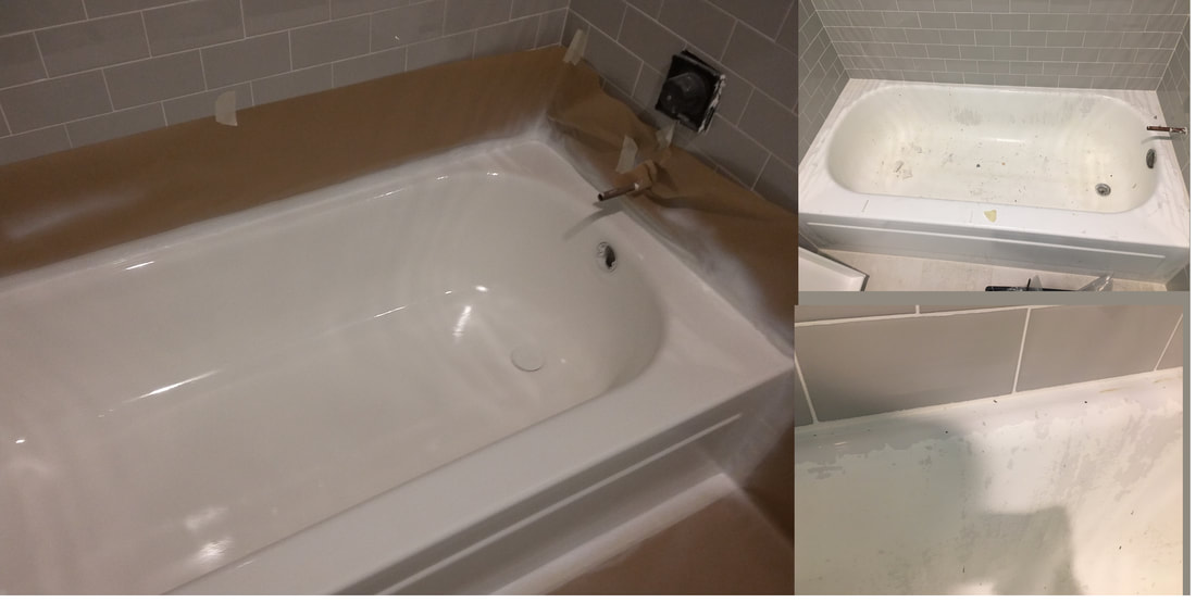 Bathtub Refinishing Dallas TX